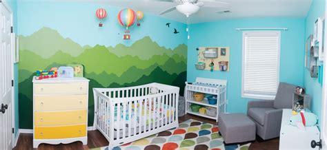 Mountain Nursery Decor-project Nursery