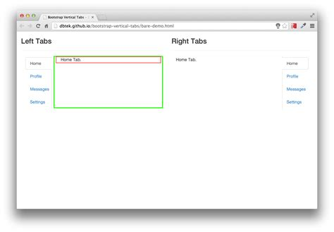 100% Height Of Div In Bootstrap Tabs