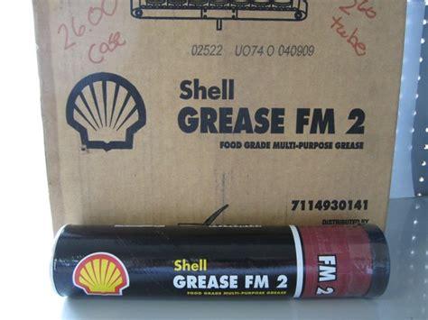 Shell Fm2 Grease (food Grade Multi-purpose Tube)