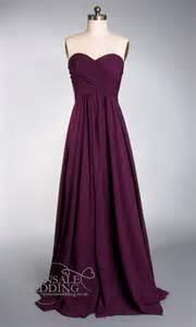 Full Length Bridesmaid Dresses