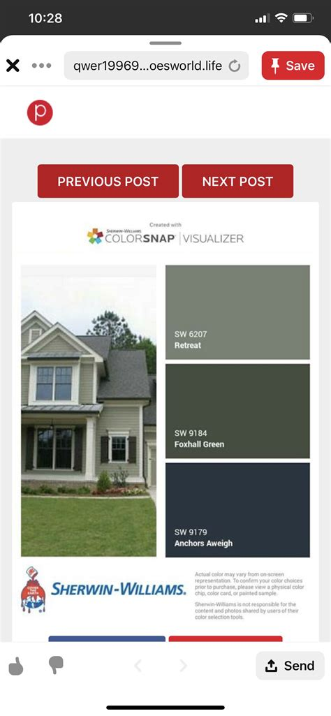 pin by debbie on house likes ideas in 2020 color card