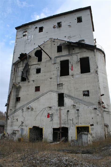 Abandoned Cement Plant, Zanesville OH