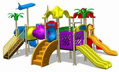 Playground Clipart Equipment Outdoor Cliparts Preschool Kindergarten