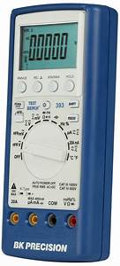 Model 393  True Rms Handheld Digital Multimeter With Usb