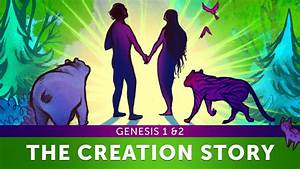 Sunday School Lesson - The Creation Story
