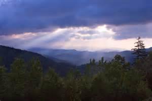 Blue Ridge Mountains North Carolina Waterfalls