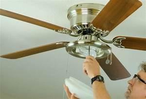 No Power To Ceiling Fan
