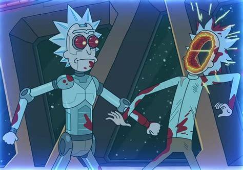 Rick And Morty Rick And Morty Rick And Morty Season