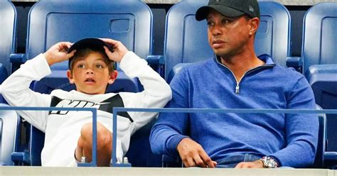 Tiger Woods and his 11-year-old son Charlie will compete ...