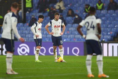 Tottenham Hotspur Player Ratings Vs Crystal Palace- The ...