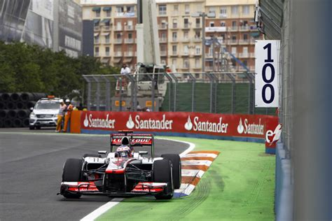 F1 Live : European Grand Prix - Qualifying - The Checkered ...