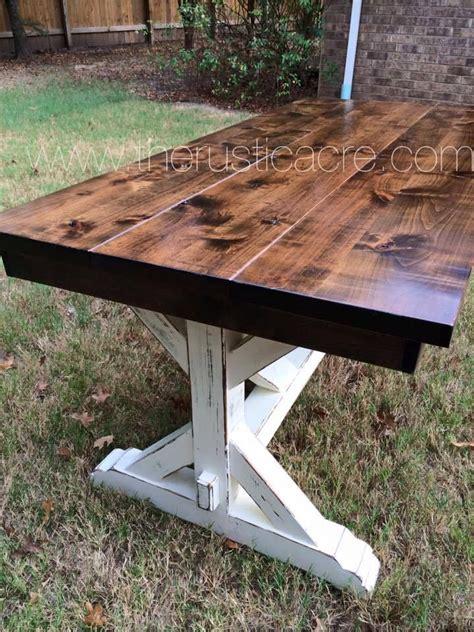 knotty alder farm table möbler lantligt bord och inredning