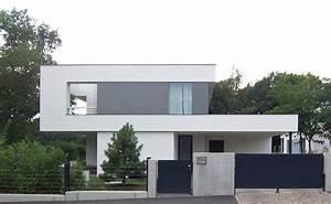 Häuser Im Bauhausstil : koschmieder unsere koschmiederhaus referenzen individuelle moderne h user im bauhaus stil ~ Watch28wear.com Haus und Dekorationen