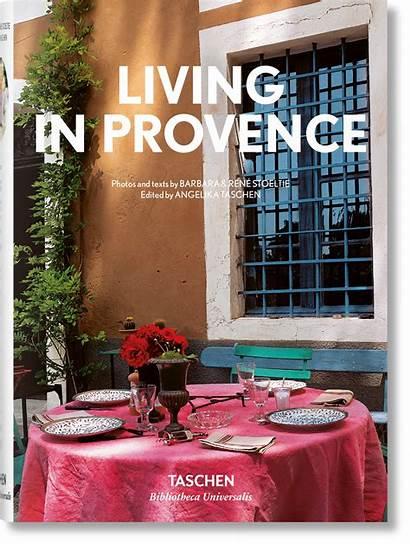 Living Provence Taschen Universalis Bibliotheca Books Slovart