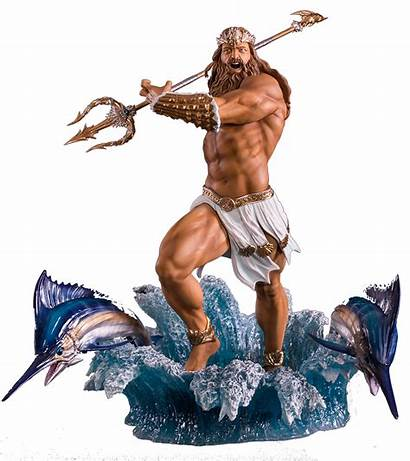 Poseidon God Greek Zeus Mythology Neptune Medusa