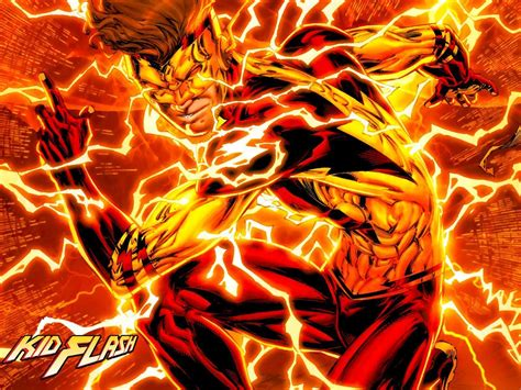 kid flash wallpapers wallpaper cave