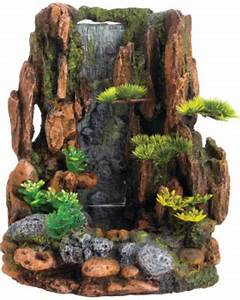 New Shopping Special: Top Fin Mountain Cliff Waterfall