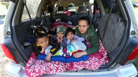 Picton Family Still Sleeping In Their Car