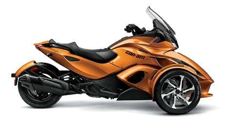 2014 Can Am Spyder by 2014 Can Am Spyder St S Review
