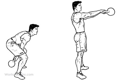 Kettlebell Swing Loss by Best Exercises For Weight Loss Top 10 Burning Exercises