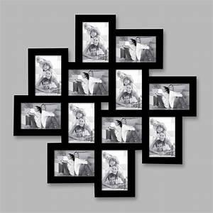 Achat Cadre Photo : cadre photo 12 vues noir pm164nc65 0 achat vente cadre photo sur ~ Teatrodelosmanantiales.com Idées de Décoration