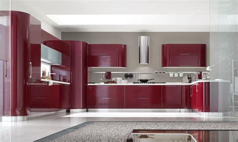 cocinas modernas en varios colores ideas  decorar