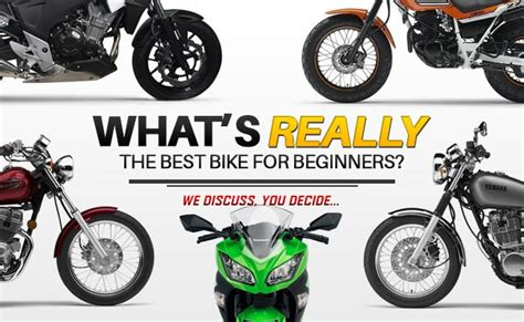 What's Really The Best Bike For Beginners? We Discuss, You