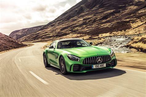 Wallpaper Mercedes Amg Gt R 2018 4k Automotive Cars