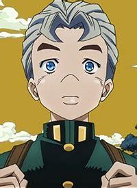 Kouichi Hirose Jojo No Kimyou Na Bouken Wa Kudakenai Kouichi Hirose Charakter Anisearch