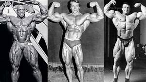 Real Muscle Is Built With Real Bodybuilding Routines  U2013 Fitness Volt