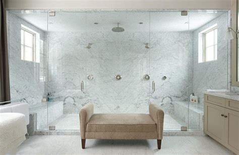 glass tile bathroom wall 63 luxury walk in showers design ideas designing idea