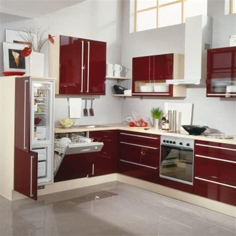 cuisines modernes cuisine moderne blanc et bois
