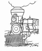Coloring Train Pages Steam Trains Engine Railroad Locomotive Sheets Rush Gold History Printable Adult Printables Print Drawing Usa Go 1869 sketch template