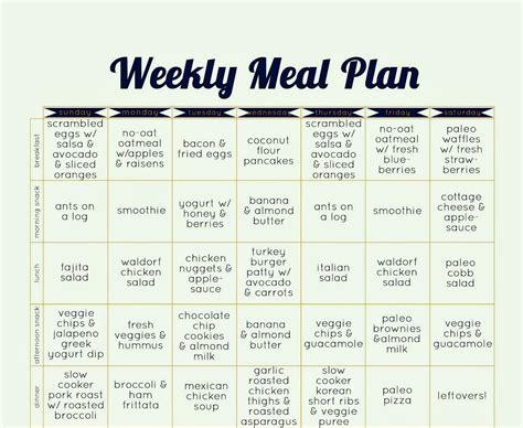 cuisine plan paleo diet meal plan atkins diet meal