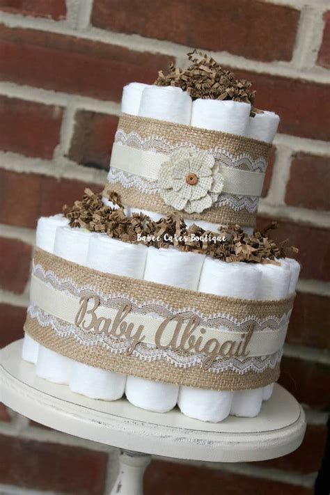rustic baby shower ideas mom resource