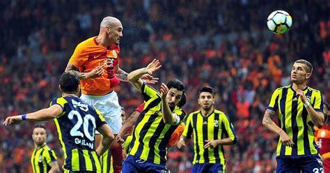 Galatasaray  Fenerbahçe Maç özeti!  Spor Haberleri