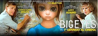 Big Eyes: trailer italiano del film di Tim Burton ...