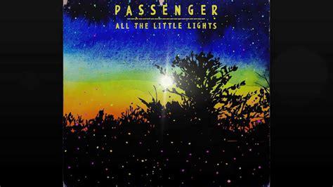 all the lights album passenger patient lyrics on screen