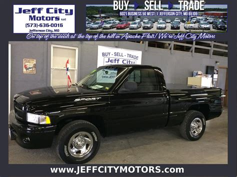 """Best 1999 Dodge Ram 1500 """"sport"""" Pickup Truck for sale in"""