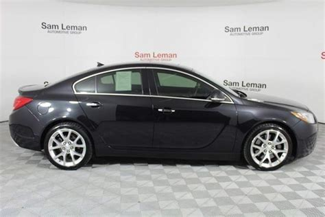 Buick Regal Gs Used by A Used Buick Regal Gs Is A Deal On A Performance