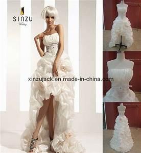 1000 images about short front long back wedding dress on With short in the front long in the back wedding dresses