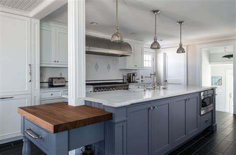 blue cabinets white countertops 27 blue kitchen ideas pictures of decor paint amp cabinet 328 | beautiful kitchen with white cabinets white marble countertop and dark blue island
