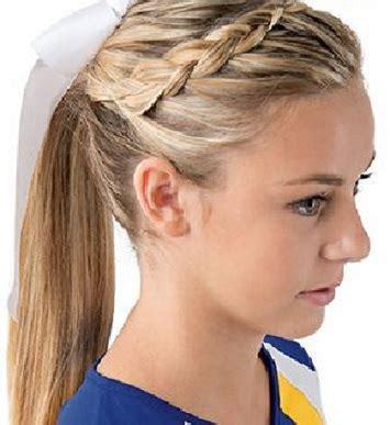 tutorial rambut gaya ikat kepang modern  tampil trendy