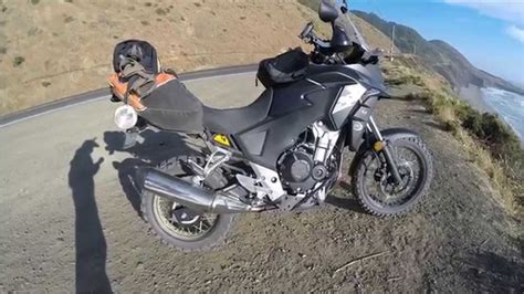 Honda Cb500x Rally Raid Adventure Ride