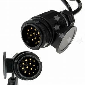 13 Pin Euro Socket To 12n 12s 7pin Socket Adaptor Plug