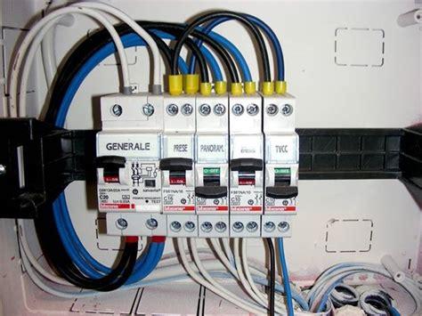 schema elettrico unifilare quadro quadro elettrico per banco da laboratorio di elettronica fai
