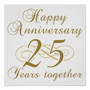 best 25 25th wedding anniversary wishes ideas on With 25 year wedding anniversary