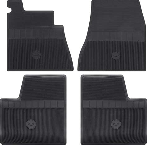 Chevy Impala Floor Mats 2011 by 1965 1966 All Makes All Models Parts B995408 1965 66