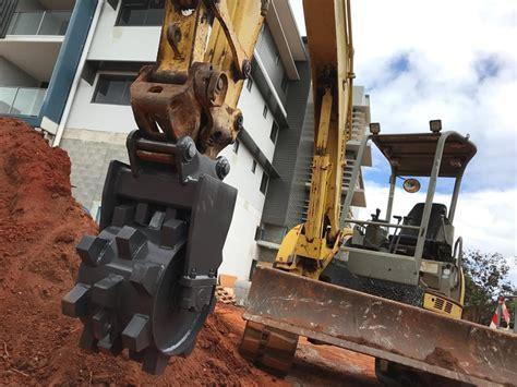 custom excavator compaction wheel  sale
