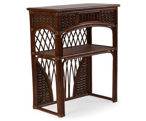 5tfcs60 5-tiered Standing Wicker Corner Shelf